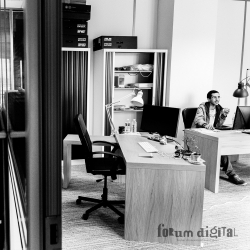 Le bureau résident - Forum Digital