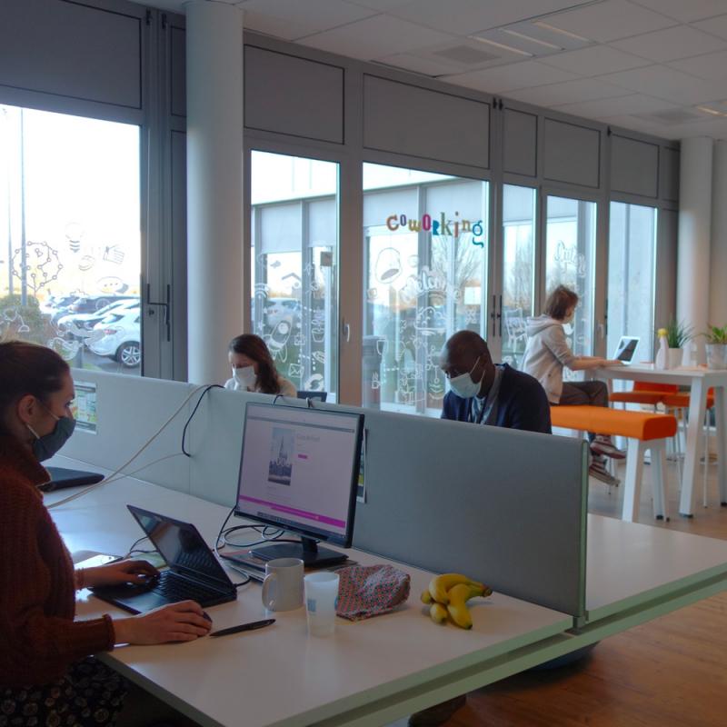 Coworking à la journée - Forum Digital